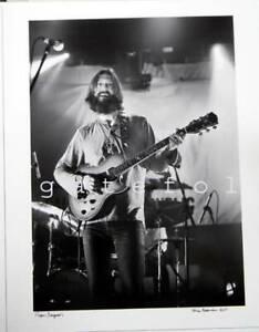Chris Robinson 17 x 22 Matte Print Photo Black Crowes
