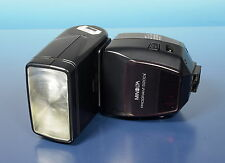 Minolta Program 5200i Blitzgerät Blitz flash unit Aufsteckblitz - (40216)