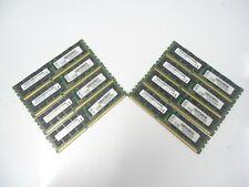 128GB (8x16GB) DDR3 PC3-12800R ECC Reg Server Memory RAM