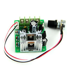 PWM DC 6v/12/24v 10a Pulse Width Modulator Motor Speed Control Switch Hot