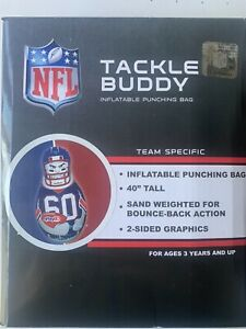 NFL Tackle buddy kids inflateable punching bag