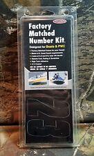Hardline Products BLK350EC Solid Black Registration Kit 350 Series