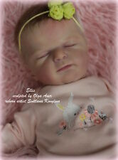 Reborn baby doll kit Ellis by Olga Auer