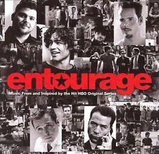 Entourage: Music From HBO Original Series Clean Version Audio CD