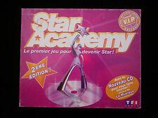 STAR ACADEMY 2ème édition : jeu de société (TF1 Games, 3 à 8 joueurs, 8+)