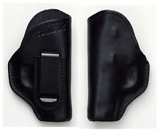 Turtlecreek Leather IWB Holster Colt Mustang - Right Hand Pattern & Fixed Clip