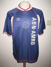 Ajax Amsterdam away Holland 99/00 football shirt soccer jersey voetbal size XL