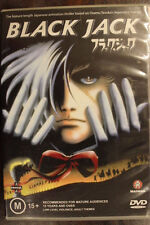 BLACK JACK RARE DELETED DVD OOP SURGEON WITH THE HANDS OF GOD ANIME MANGA MOVIE