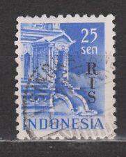 Indonesia Indonesie nr. 51 RIS used 1950 Republik Indonesia Serikat R.I.S