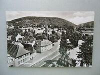Ansichtskarte Ettlingen Baden 1961 Albpartie ev. Kirche Röttberg Luftbild??