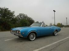 New listing 1968 Oldsmobile Cutlass 2 Door Cutlass S