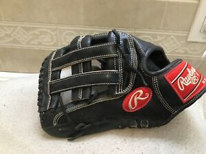 "RawlingsPRO302CVDM 12.75"" Mesh Heart Of The Hide Baseball Glove Left Hand Throw"
