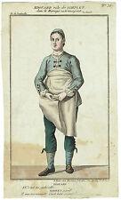 Edouard Rôle de Simplet dans Le Mariage Extravagant (vaudeville) , fin XVIIIème