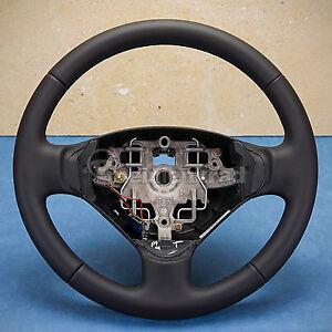 1406-4  Neu Beziehen Ihres Lenkrades Citroen Berlingo + Peugeot 207 + Partner