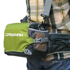 Caseman AW01 DSLR camera bag shoulder messenger bag+fanny pack waist bag 2 in 1