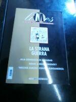 LIBRO-rivista it. geopolitica-LA STRANA GUERRA--limes-ed periodici 1/03**