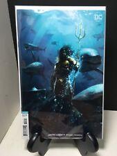 Justice League # 11 Francesco Mattina Variant Cover NM