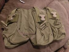 NEW Eagle Industries M4 Triple Pouch Khaki SFLCS Military - 9 Mag Capacity