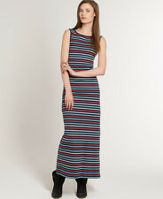 Womens Superdry Dresses Various Colours and Styles AR - Super Scoop Red Stripe XS