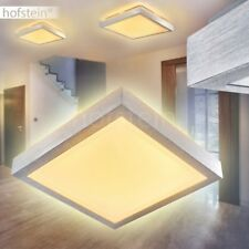 Luxus LED Bad Lampen Decken Leuchten weiss Bade Wohn Schlaf Zimmer Beleuchtung