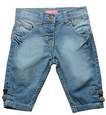 Mädchen Jeans Caprihose 92 98 104 110 116 Bermudas Shorts kurze Hose Denim Capri