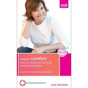 Mediven Comfort 15-20 mmHg OPEN TOE Knee Highs Compression