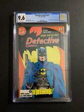 DETECTIVE COMICS #575 (6/87) (W/P) CGC 9.6 STORY LINE BEGINS!  NEW CASE!