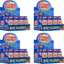 (48 Pack) Vitamin Energy® Shots - Energy Lasts up to 7+ Hours* | B12 14,000%