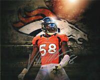 Von Miller Autographed Signed 8x10 Photo ( Broncos ) REPRINT