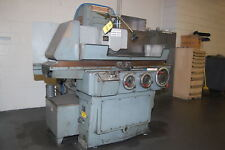 Brown Amp Sharpe 1024 Micromaster Surface Grinder Not Functional