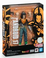 Bandai S.H.Figuarts Dragon Ball Z ANDROID 17 Tamashii Event Exclusive Color SH