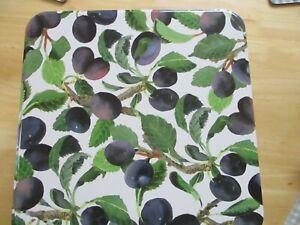 Emma  Bridgewater  Cake  Tin  Plums  pattern.