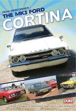 Ford Cortina Mk3 - Peak Performer (New DVD) Joss Ackland GXL GT L etc