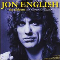 JON ENGLISH (2 CD) SIX RIBBONS : THE ULTIMATE COLLECTION ~ 70's HITS/BEST *NEW*