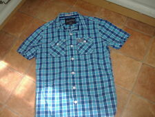 SUPERDRY MENS SHIRT,SIZE L,G/C,DESIGNER MENS SHIRT/TOP,FREE POST