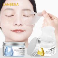 LANBENA Retinol Eye Masks Hyaluronic Acid Moisturizing Eye Patches Anti-Aging mg