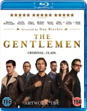 The Gentlemen BLU-RAY NEW & SEALED