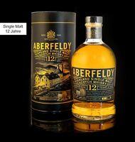 ABERFELDY 12 Jahre Highland Single Malt Scotch Whisky Schottland