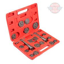Bremskolbenrücksteller Bremsenkolben Rücksteller Werkzeug Satz 18tlg(18tlg-HAM)