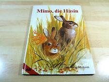 James Krüss: Mimo, die Häsin / Kinderbuch / Gebunden