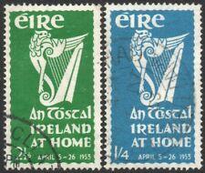 IRELAND-1953 'An Tostal' Set Sg 154-155 FINE USED V42149