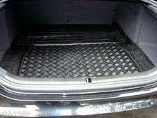 Boot liner load mat tray Audi A6 (C6) Saloon 2004-2011 anti slip natural rubber