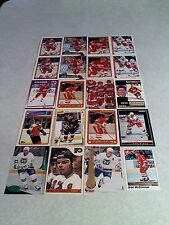 *****Brad McCrimmon*****  Lot of 100+ cards.....33 DIFFERENT / Hockey