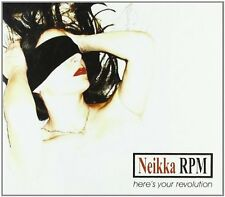NEIKKA RPM Here's Your Revolution LIMITED CD 2004