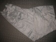 Agnona Grey Pants with wide legs - Size 46 Italy - US 12
