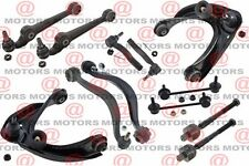Front L&R Tie Rods Sway Bar Links Control Arm With Ball Joint Assy For Mazda 6