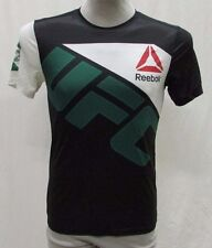 Team Mexico Men's Official Fighter Kit Walkout Jersey MMA Reebok Black A14 BX054