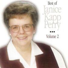 Janice Kapp Perry - Best of Janice Kapp Perry Volume 2 (CD 2000) US Release