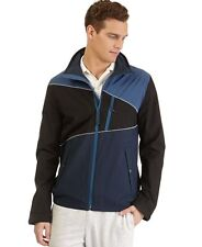 New $138 Mens Size 2XL NAUTICA All-Weather Bomber Jacket Wind-Water Resistant