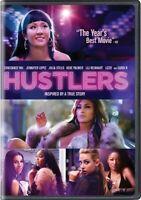 Hustlers DVD 2019 BRAND NEW FAST SHIPPING
